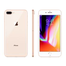 Apple iPhone 8 Plus Unlocked Smartphone 5.5 inch 12MP Rear Camera Fingerprint iOS 11 Hexa-core 64/256GB ROM 4G LTE Mobile Phone