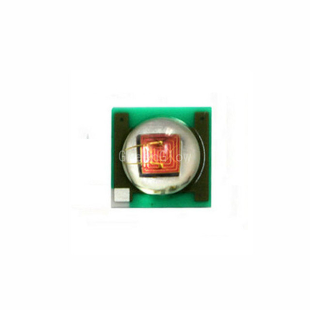 50X High quality 3535SMD 1W/3W 850nm far red IR infrared LED light source for security system free shipping