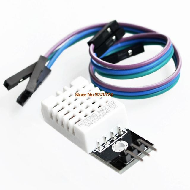 5sets DHT22 Digital Temperature and Humidity Sensor AM2302 Module+PCB with Cable