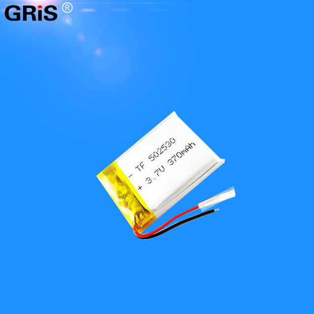 New Hot A BL580 F8 Ling DM900 general purpose battery charger battery 502530 052530 Rechargeable Li-ion Cell