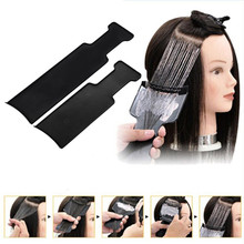 Dyeing board Hairdressing Professional Hairdressing 35X8cm high quality convenient safe hair tools products for air Liuhai comb