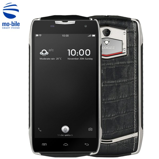 Original Doogee T5 Lite MTK6735 Quad Core Android 6.0 Mobile Phone 5.0 Inch Waterproof Cell Phone 2G RAM 16G ROM 4G Smartphone