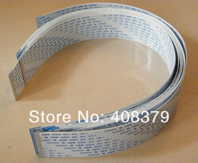 Flat 31pin 40cm head data cable for Epson 7800 9800 printer