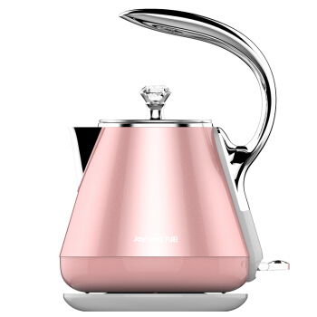 Unique Design Pink Electric Kettle 1.2L Food Grade Stainless Steel Electric Kettle Seamless Inner Anti-dry Water Boiling Machine