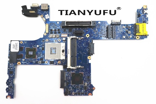 8460P motherboard 670123-001 670123-501 Free shipping HM65 DDR3 QM67 FOR HP 8460P Laptop Motherboard tested 100% work