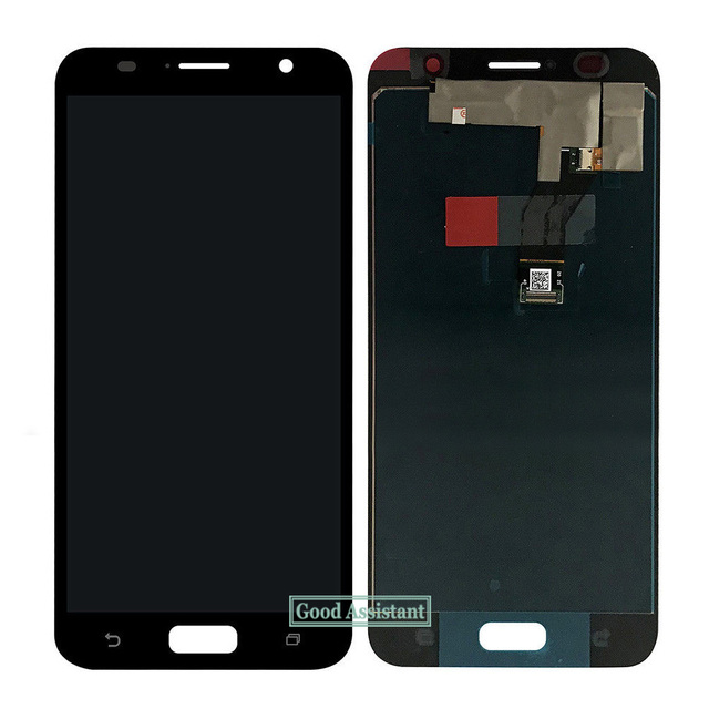 Black 5.2 inch NEW Full LCD DIsplay + Touch Screen Digitizer Assembly Replacement High Quality For Asus Zenfone V V520KL A006