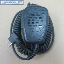 OPPXUN спикер Mic Портативный CB радио для MOTOROLA микрофон Walkie Talkie GP2000, GP2100, GP300, GP308, GP68, GP88, радио