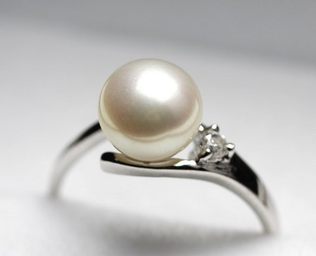 3 color ADJUSTABLE Real Freshwater Pearl Ring Jewellery Fashion Finger Ring Hot Promotion!!!