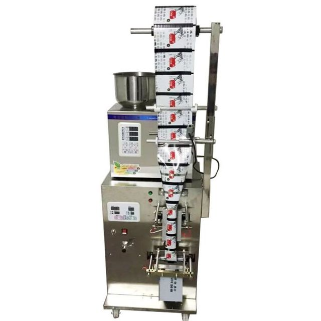 Cheap Price Back Seal Automatic Weighing Coffee Bag Packaging Machine