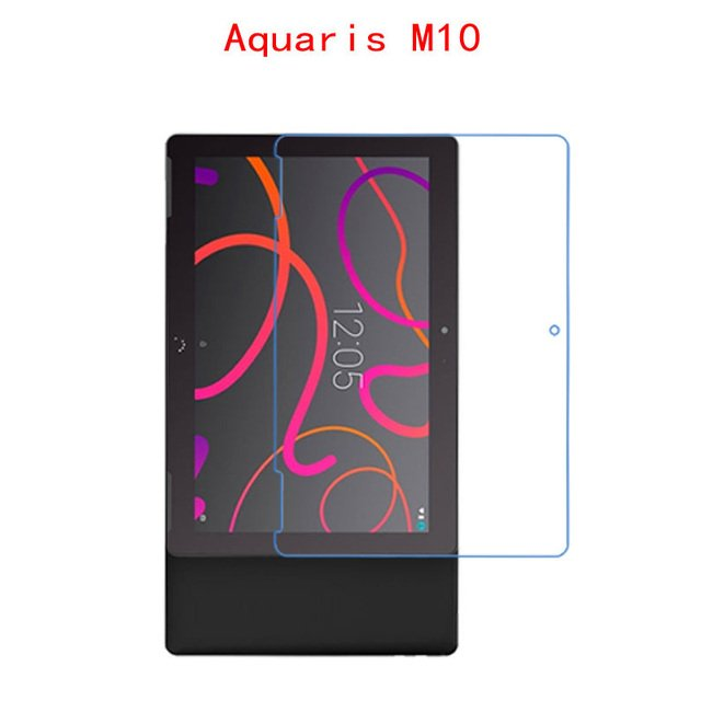 2PCS/lot Clear HD LCD Soft Screen Protector Screen protective Film For BQ Aquaris M10 FHD WFi 10.1 inch+dry cloth