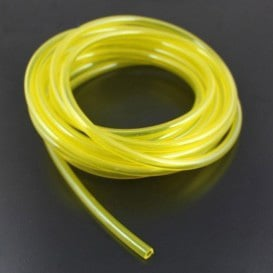 1 Meter Fuel Line D7*d4mm for Gas Engine -Yellow Color