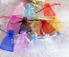 factory price!!! 17*23cm organza gift bags /jewelry bags pouches/candy bags for wedding&001