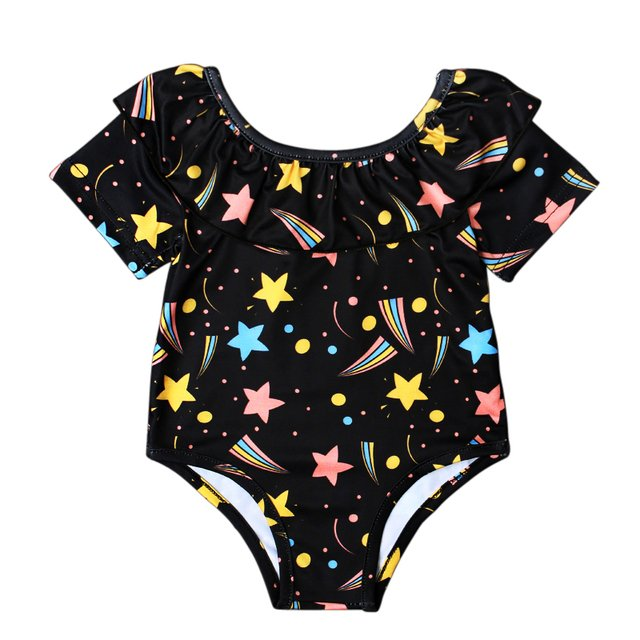 2017 Baby Kids Star Romper Baby Branded Newborn Baby Girl Rompers Kids Children Clothes Infant baby girls clothes rompers