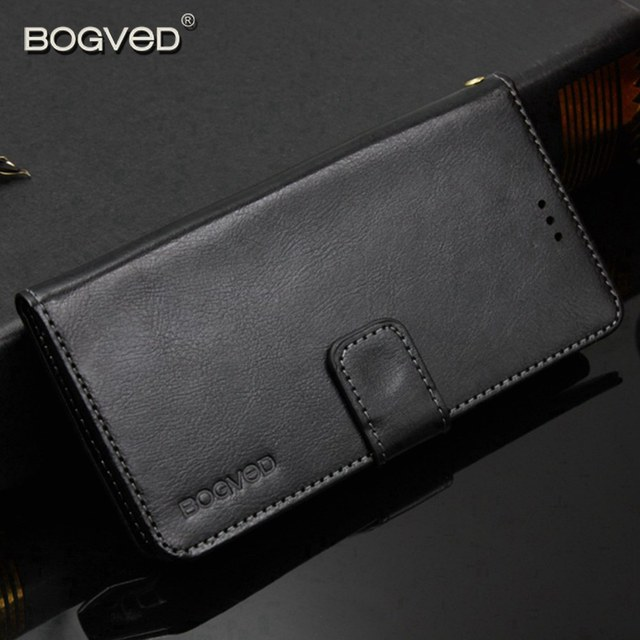 BOGVED Case For BQ BQ-5201 Space Cover Leather Flip Silicone Shell For BQ 5201 BQ5201 Wallet Case Phone Back Cover Capa Fundas