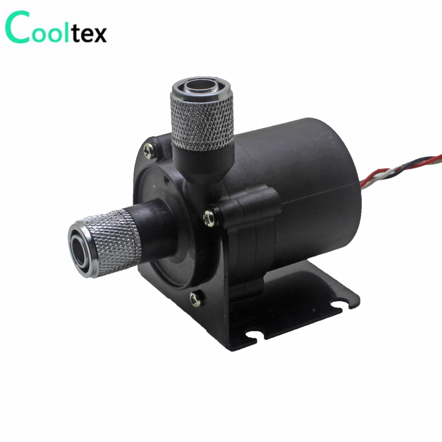 Electric Silent Brushless DC 12v Water cooling Pump DIY computer water cooler