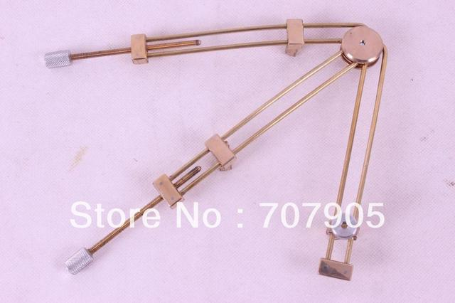 One Violin Tool,brass repair crack debug clamp,Luthier tool #Q11