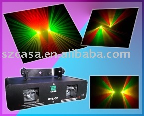 300mW Red Green Yellow Color Beam Projector Stage Lighting Dj Laser Lights For Sale