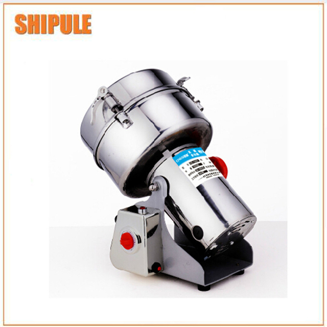 Most advanced and easy operate spice grinder/commercial grinders/spices powder grinding machine