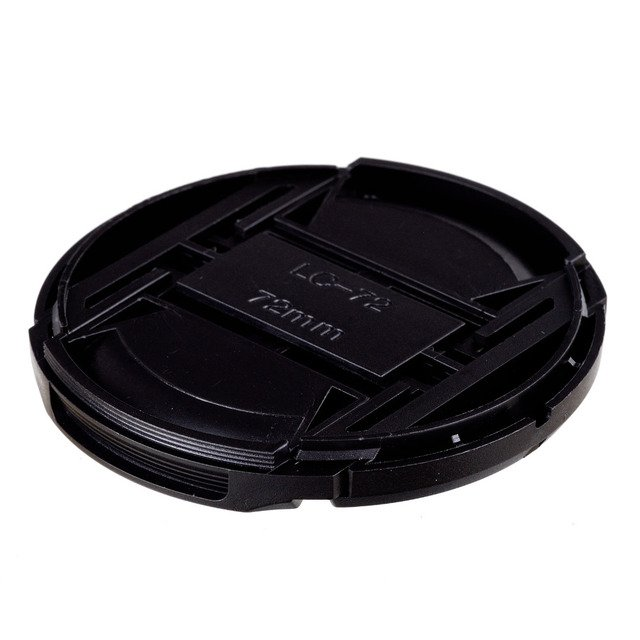 NEW ARRIVAL72mm Snap-on Front Lens Cap Cover for Camera Sigma Lens