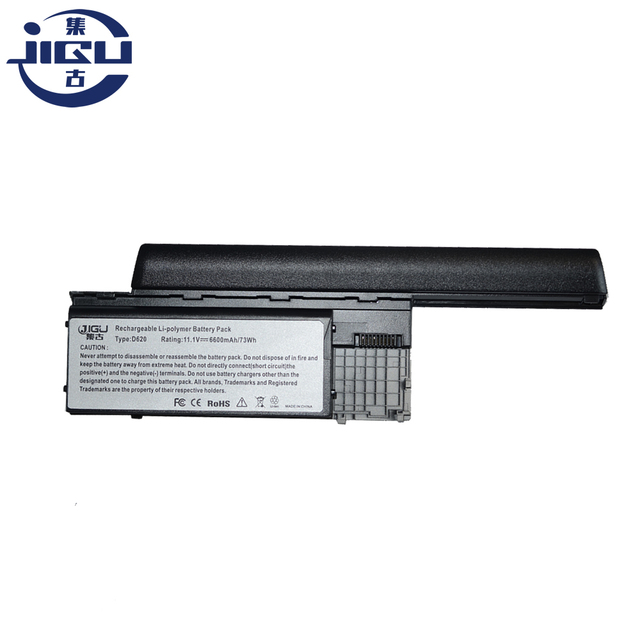 JIGU Laptop Battery For Dell Latitude D620 312-0383 312-0386 451-10297 451-10298 JD634 PC764 TC030 TD175