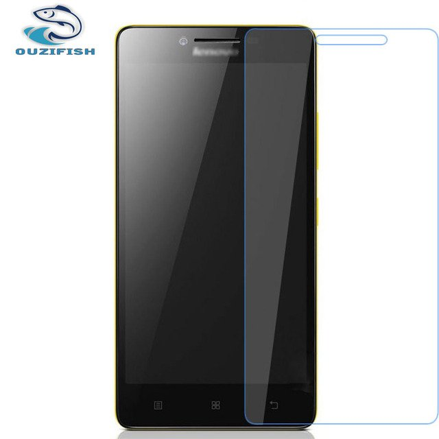 OUZIFISH Tempered Glass for Lenovo A6010 / A6000 Plus Screen Protector Protective Film for Lenovo A6000 Plus