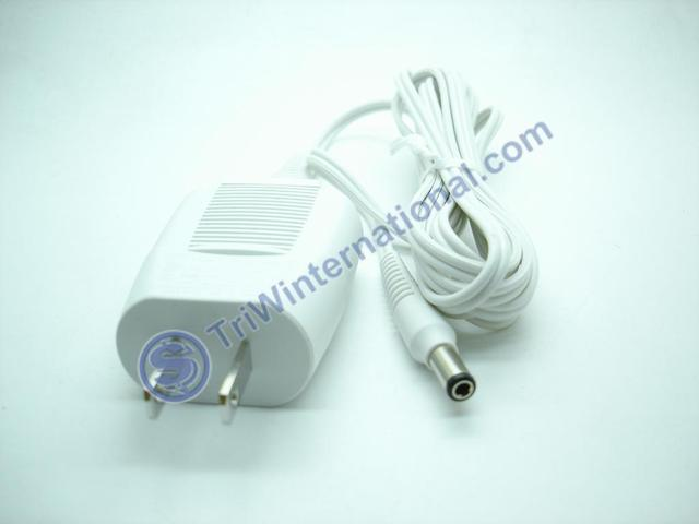 Original 5497, 12V 0.4A 5.5x2.5mm Type A US Wall Plug AC Power Adapter Charger for BRAUN Shaver (White) - 03578A