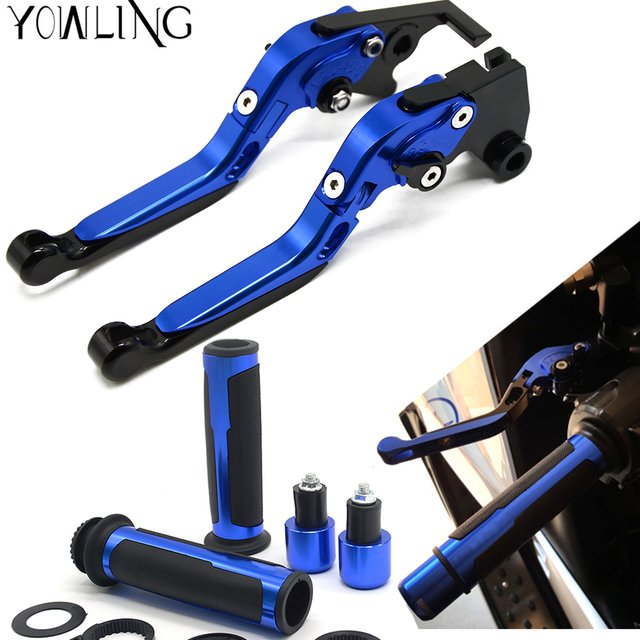 Motorcycle Accessories Folding Extendable Brake Clutch Levers For honda CBR125R 2011 2012 2013 2014 CBR300R/CB300F/FA 2014-2016