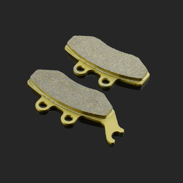 Motorcycle Front Brake Pads Fit For HONDA HM ITALY CRE50 CRM50 CREF125 CRMF125 SHERCO EN50 REPLICA CUP SM 50