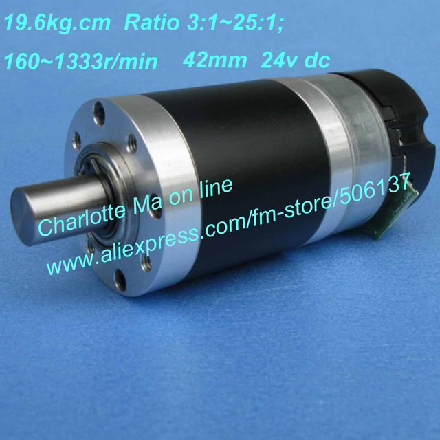 42mm planetary gear motor with high torque,DC servo Brushless gear motor,micro planetary gearbox,gear reducer