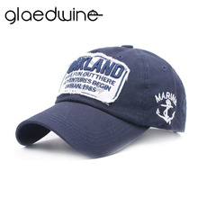 Glaedwine High quality Cotton baseball caps adjustable dad hat snapback has for men women sun hat casqutte Casual Outdoor Sports