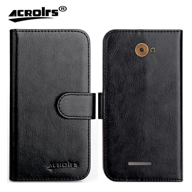 Hot! 2017 Nous NS 5004 Case, Dedicated Leather Exclusive Special Phone Cover Crazy Horse Cases for Nous NS 5004+Tracking