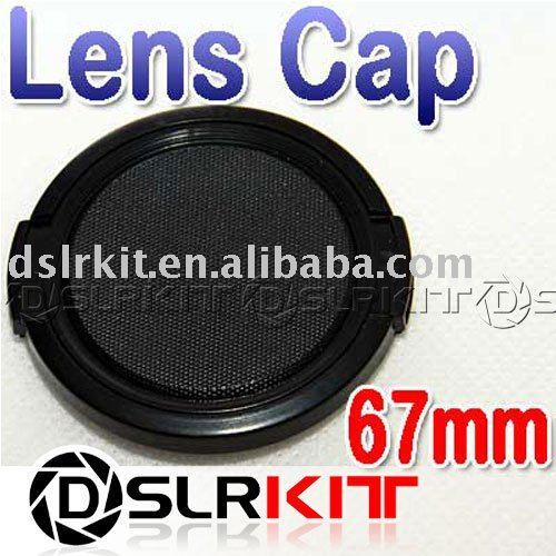67mm 67 Front Lens Cap for Camera LENS & Fiters