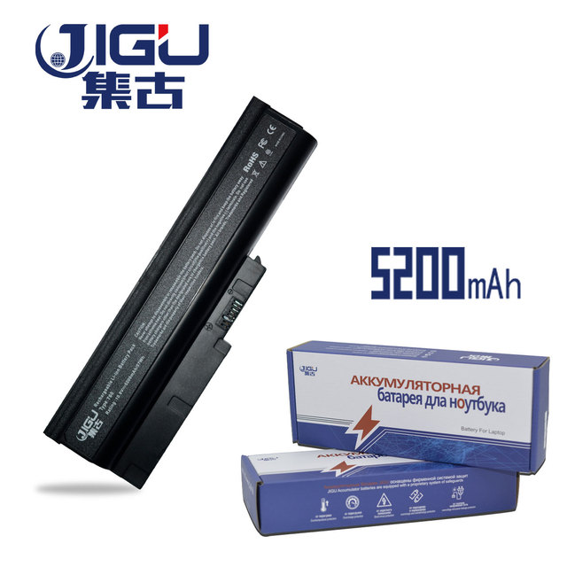 JIGU 6 Cells Replacement Laptop Battery For IBM ThinkPad R60 R60e T60 T60p For Lenovo ThinkPad R500 T500 W500 Laptop