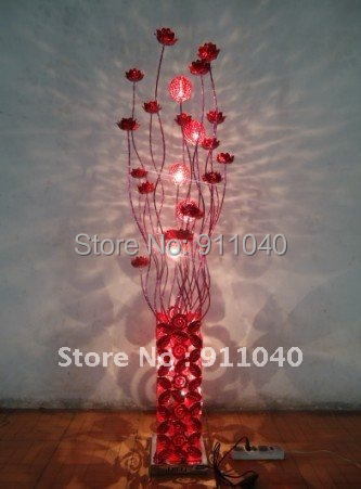 F052--New Arrival Fast Delivery Aluminum Floor Lamps