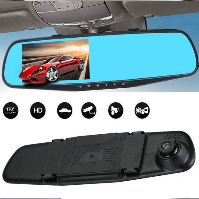 Vehemo 3.0 Inch Night Vision Video Recorder CAMERA Dash Camera Car Dvr Durable Universal AV out HD TFT Display