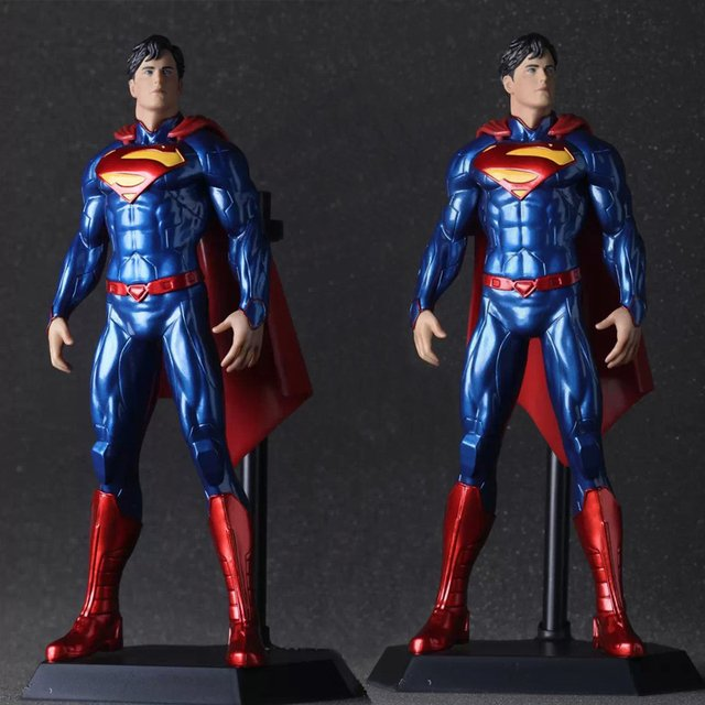 Crazy Toys Superman Action Figure Collectible Model Toy 30CM