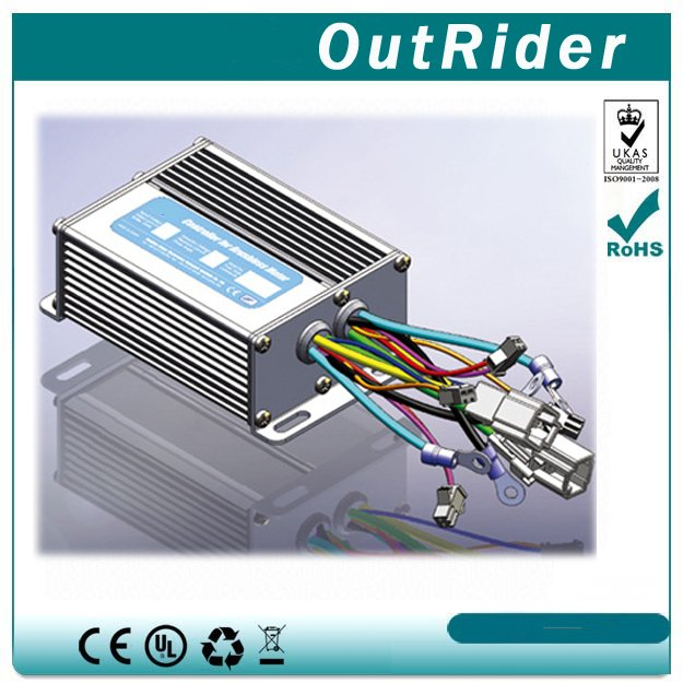 OR03A1 48V  Controller for electric bike with optional  functions