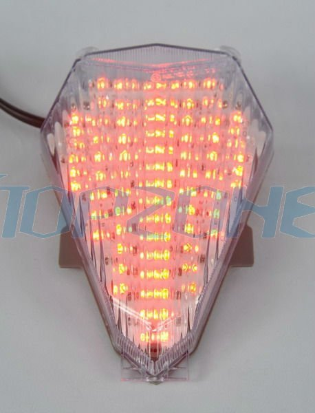 LED Tail Light Integrated Turn signal For YAMAHA R6 06-07