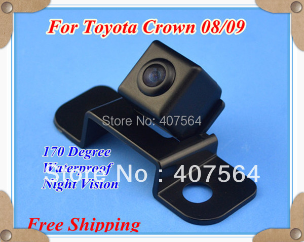 Special CMOS Car rear view camera for Special Car Camera for 2008/2009 Toyota Crown