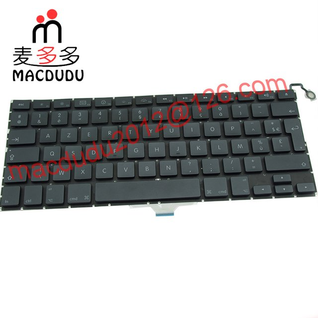 "Tested For Macbook Air 13"" A1237 A1304 FR French keyboard MB003 MB233 MB234"