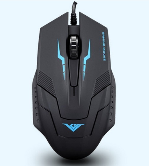 Cool game mouse USB cable mouse increase blasting preferred black mouse  computer mouse