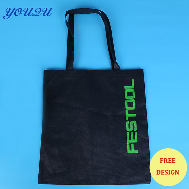 Custom logo Gifts bag best promotion bag non woven recyle material bag