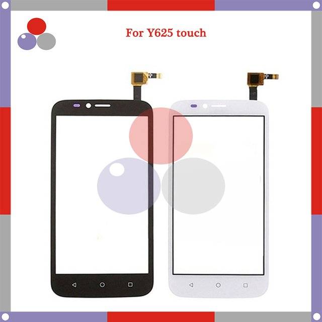 High Quality For Huawei Ascend Y625 Touch Screen Panel Sensor Digitizer Outer Glass Lens