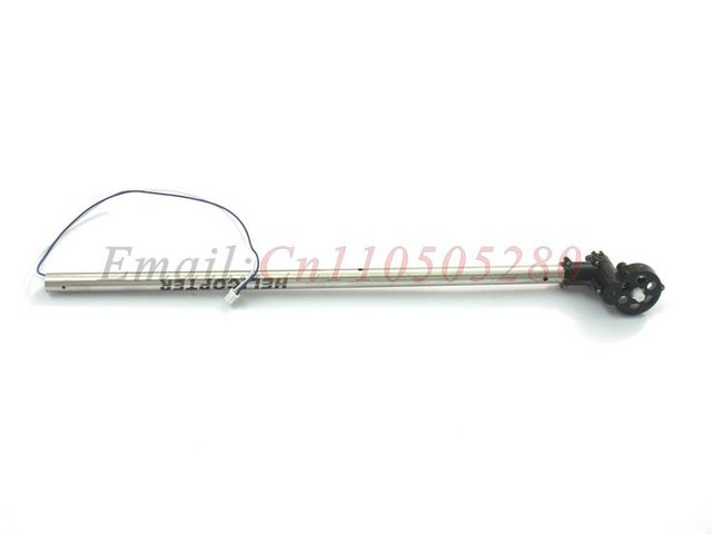 Free shipping wholesale DH double horse 9104-14 Chopper Tail Unit  spare parts for DH 9104 RC helicopter  DH9104