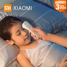 XIAOMI iHealth Digital infrared thermometer Child Baby thermometer Non contact Forehead thermometer speed electronic thermometer