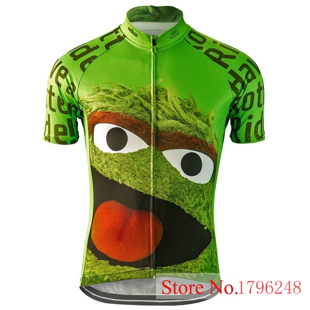 NEW Customized 2017 Cartoon Jersey pro / road RACE Team Bicycle Bike Pro Cycling Jersey / Wear / Clothing /Breathable can Choose