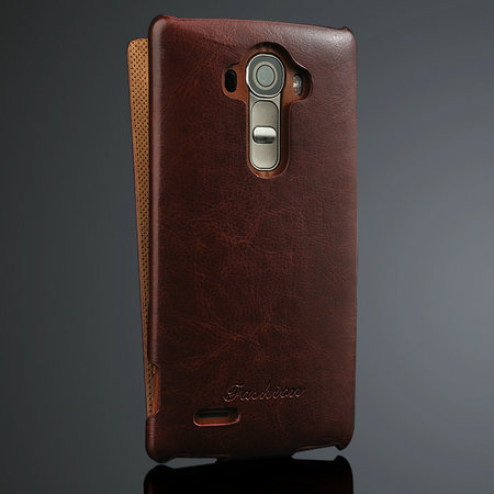 Case for LG G4,High quality Overturn For LG G4 Case ,PU64 Leather Flip cover for LG G4 with holder cards on back ,