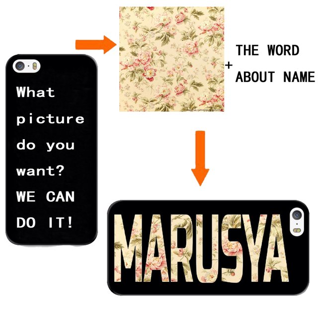 Custom Printing Hard Plastic Cell Phone Case Cover for iphone 4/4s/5/5s/5C/6/6PLUS/7/7 Plus personalized for Samsung S3/S4/S5/S6