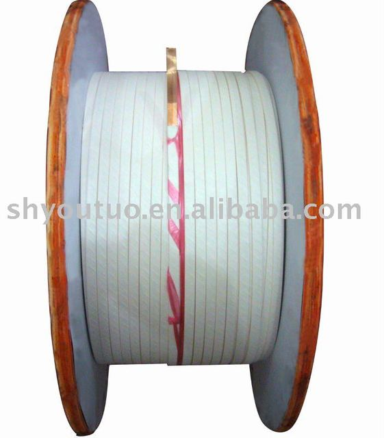 NOMEX PAPER WRAPPED COPPER WIRE(RECTANGULAR WIRE)