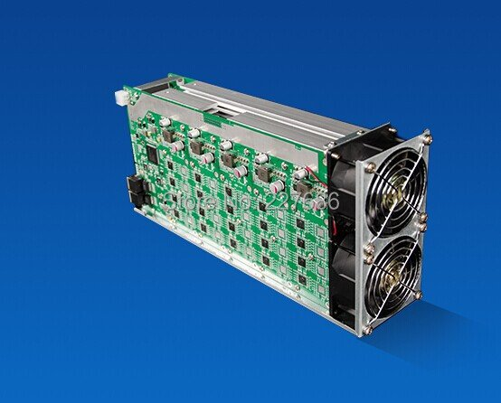 Free shipping SilverFish 24M Litecoin Miner Scrypt miner  low power model 270W include power supply send out in two days